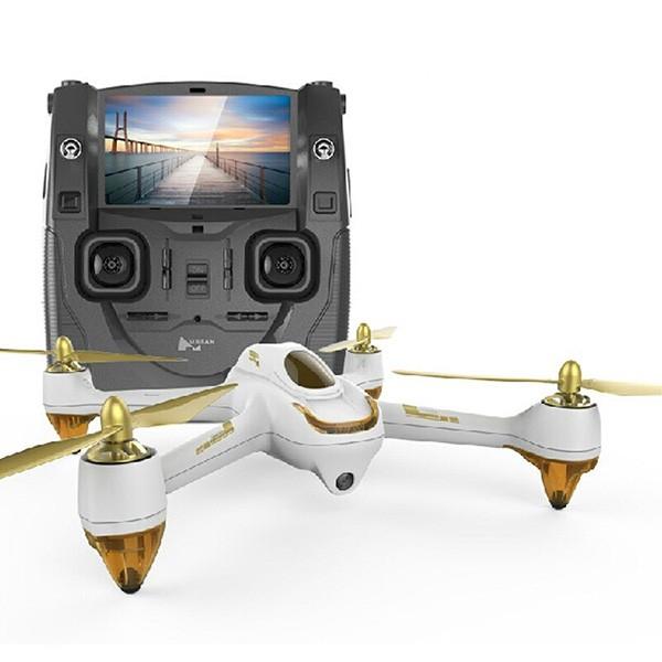 Квадракоптер Hubsan H501S X4 с HD камера FPV GPS и безчетков мотор 8