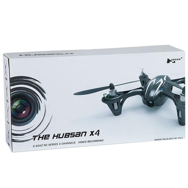 Дрон Hubsan X4 H107C с 0,3 MP HD камера, запис на видео, 6-осов жироскоп 12