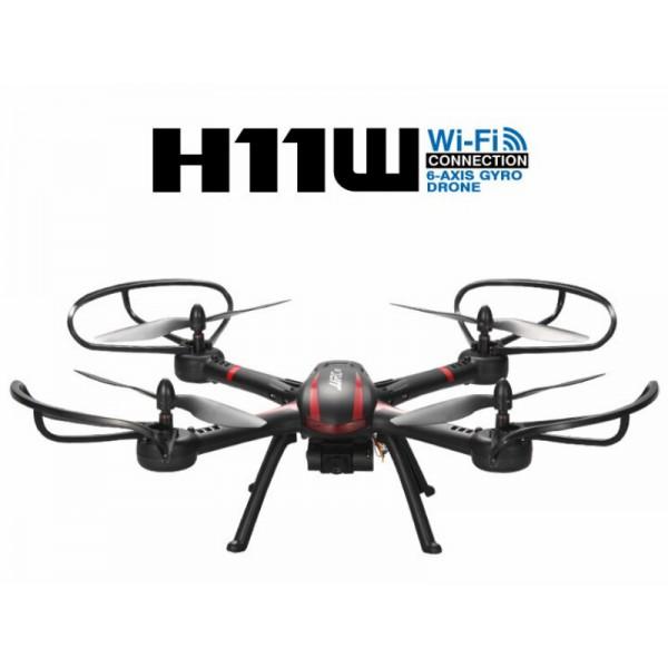 H11W – дрон с камера с Wi-Fi и предаване в реално време 2