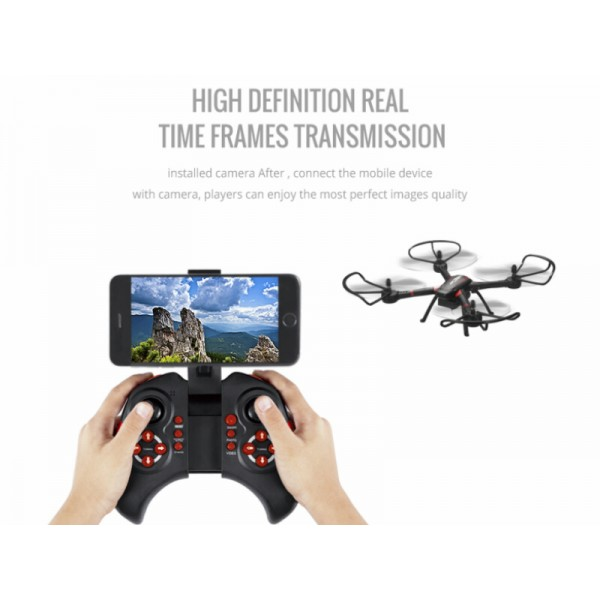 H11W – дрон с камера с Wi-Fi и предаване в реално време 1