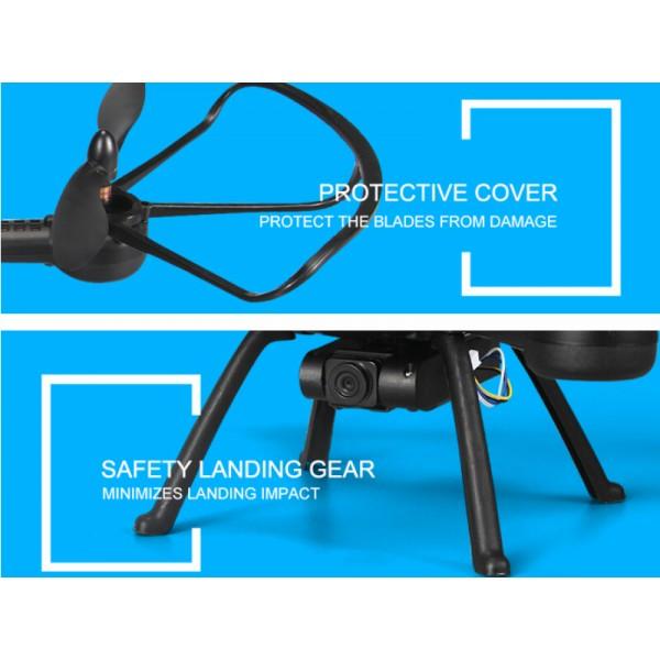 H11W – дрон с камера с Wi-Fi и предаване в реално време 11