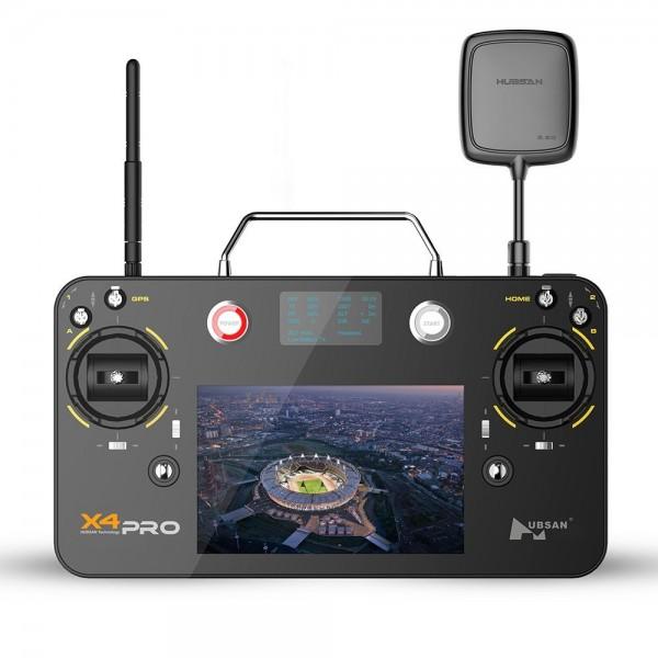 H 109S X4 Pro – модел с ротационна 1080р камера и парашут за леко приземяване 6