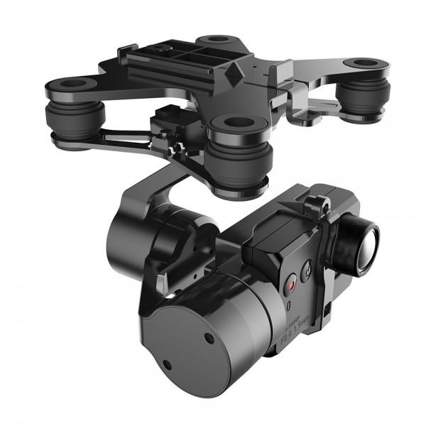 H 109S X4 Pro – модел с ротационна 1080р камера и парашут за леко приземяване 5