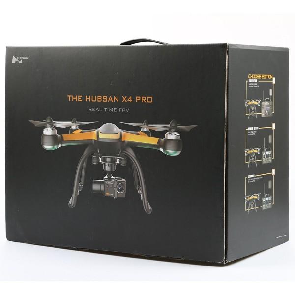 H 109S X4 Pro – модел с ротационна 1080р камера и парашут за леко приземяване 8