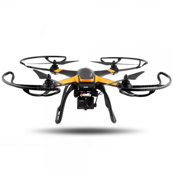 H 109S X4 Pro – модел с ротационна 1080р камера и парашут за леко приземяване 3