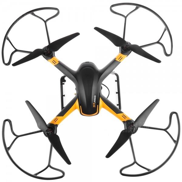 H 109S X4 Pro – модел с ротационна 1080р камера и парашут за леко приземяване 9