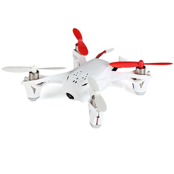 Квадракоптер Hubsan X4 H107D с 0,3 MP HD камера за запис на видео в реално време