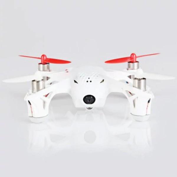Квадракоптер Hubsan X4 H107D с 0,3 MP HD камера за запис на видео в реално време 2