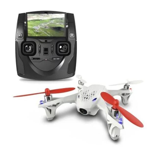 Квадракоптер Hubsan X4 H107D с 0,3 MP HD камера за запис на видео в реално време 6