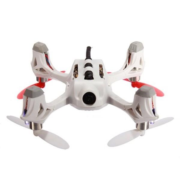 Квадракоптер Hubsan X4 H107D с 0,3 MP HD камера за запис на видео в реално време 9