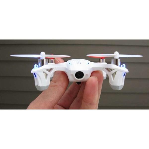 Квадракоптер Hubsan X4 H107D с 0,3 MP HD камера за запис на видео в реално време 11
