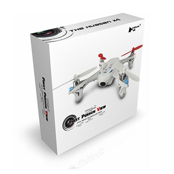 Квадракоптер Hubsan X4 H107D с 0,3 MP HD камера за запис на видео в реално време 12