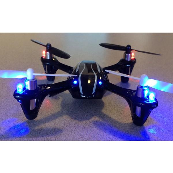 Квадракоптер Hubsan X4 H107L с 3D летене 6-осов жироскоп 8