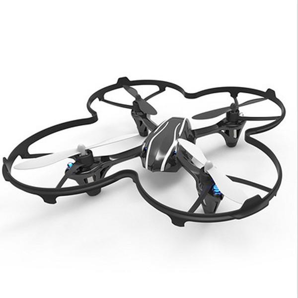 Квадракоптер Hubsan X4 H107L с 3D летене 6-осов жироскоп 9