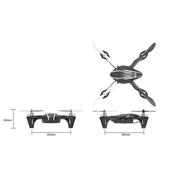 Квадракоптер Hubsan X4 H107L с 3D летене 6-осов жироскоп 11
