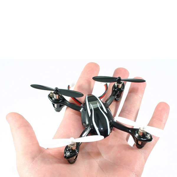 Квадракоптер Hubsan X4 H107L с 3D летене 6-осов жироскоп 14