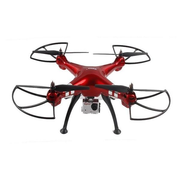 Дрон Syma X8HG 8 MP камера летене на 360 градуса 6-осов жироскоп