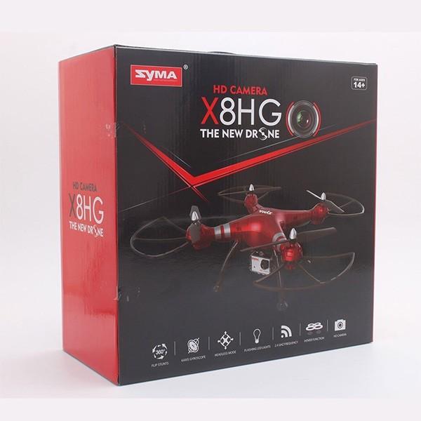 Дрон Syma X8HG 8 MP камера летене на 360 градуса 6-осов жироскоп 4