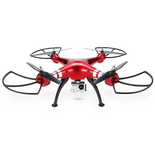 Дрон Syma X8HG 8 MP камера летене на 360 градуса 6-осов жироскоп 5