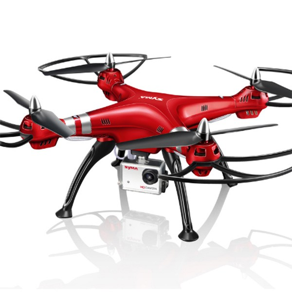 Дрон Syma X8HG 8 MP камера летене на 360 градуса 6-осов жироскоп 9