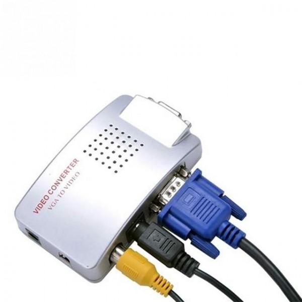 VGA конвертер PC към TV CA90 5