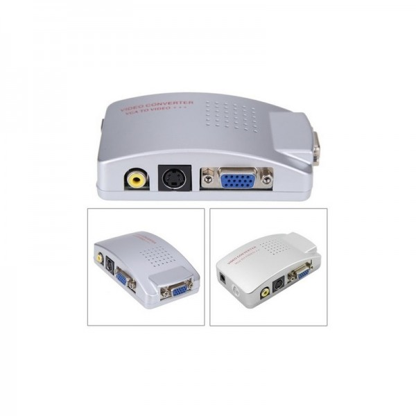 VGA конвертер PC към TV CA90 6