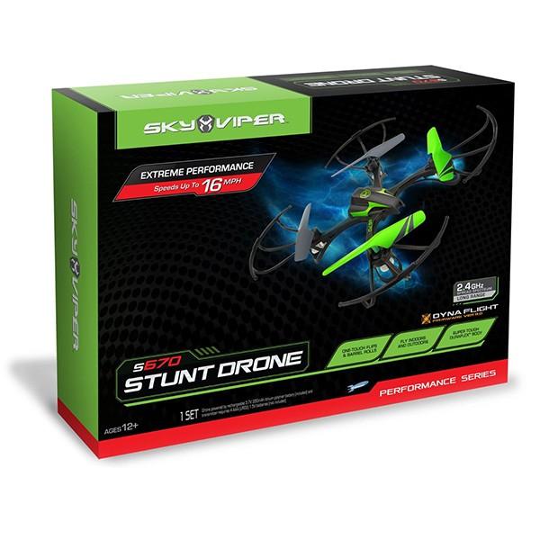 Sky Viper S670 1513 - дрон за каскади отличен подарък за малчуганите 2