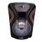 Озвучителна система 12 инча с акумулаторна батерия дистанционно 2 микрофона К8-12 1
