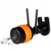 Безжична камера за видеонаблюдение с Wi Fi (Android, iOS и Windows) нощно виждане