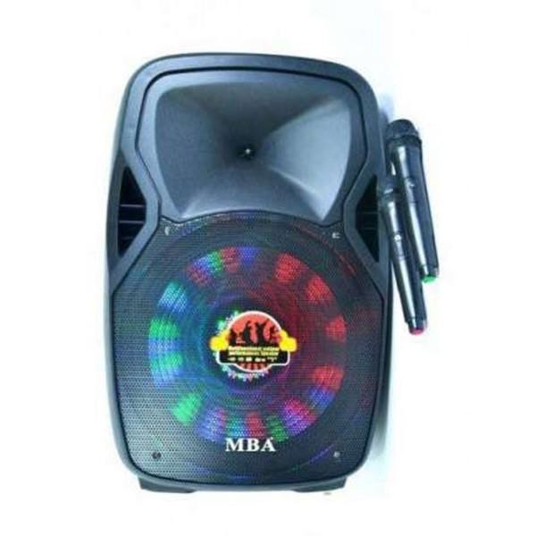 Аудио система за караоке MBA Q15 с акумулатор 3