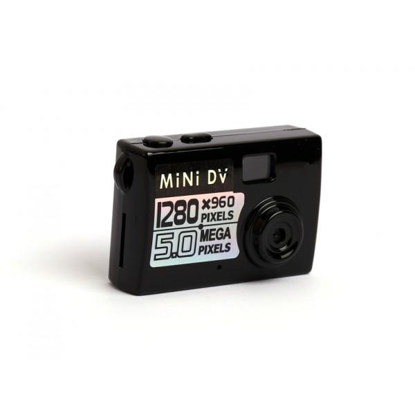 Мини камера 5MP KebiduHD Най-малък Mini DV цифров фотоапарат видео рекордер SC7 2