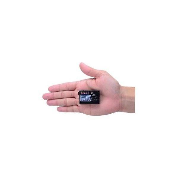 Мини камера 5MP KebiduHD Най-малък Mini DV цифров фотоапарат видео рекордер SC7 9