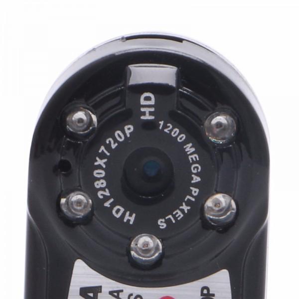 Q5 Mini DV–мини видео и аудио рекордер с нощно виждане и детектор за движение SC6 2
