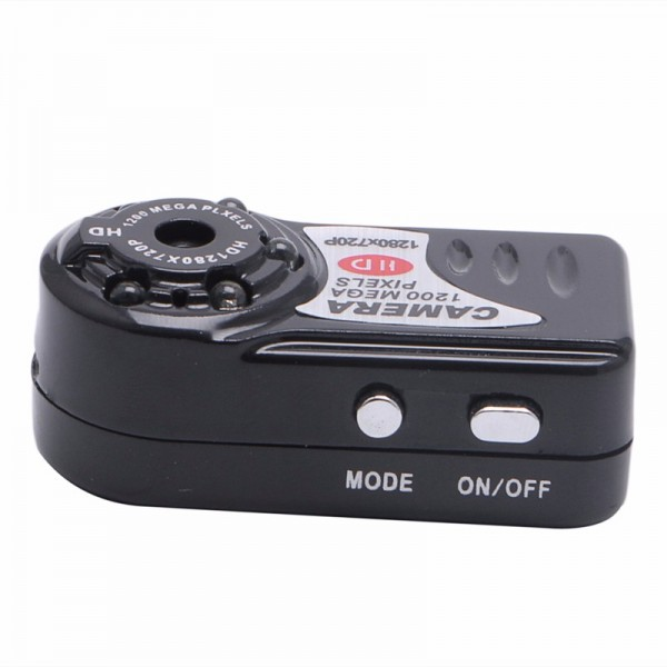 Q5 Mini DV–мини видео и аудио рекордер с нощно виждане и детектор за движение SC6 3
