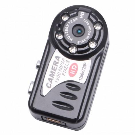 Q5 Mini DV–мини видео и аудио рекордер с нощно виждане и детектор за движение SC6