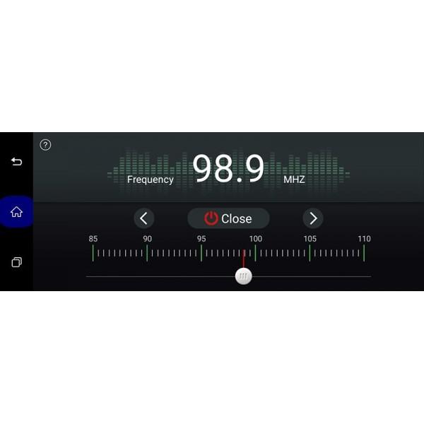 Камера за кола с Android, GPS навигация, Wi Fi и 3G тип огледало AC23 15