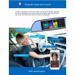 Камера за кола с Android, GPS навигация, Wi Fi и 3G тип огледало AC23 10