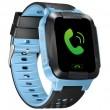 Водоустойчив GPS часовник -Детски -SOS повикване -Micro SIM за Andrioid и IOS,Y21 14