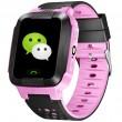 Водоустойчив GPS часовник -Детски -SOS повикване -Micro SIM за Andrioid и IOS,Y21 2