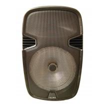 Bluetooth Караоке тонколона 15 инча 150W с микрофон FM LCD SD/MMC карта VKK15