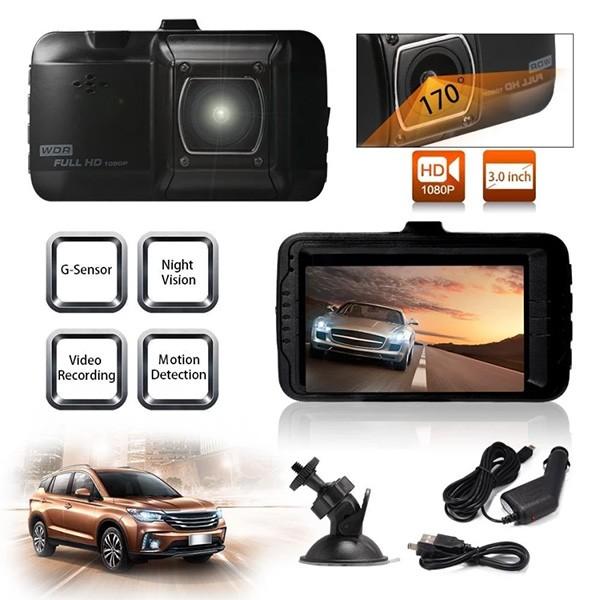 HD камера за автомобил с LCD дисплей AC49 1