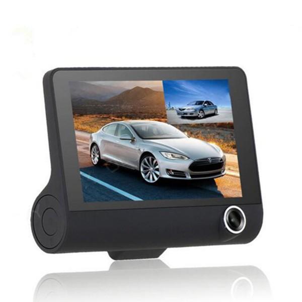 Видеорегистратор Full HD 1080P с 3 камери, дисплей 4 инча и нощен HDR запис AC50 5