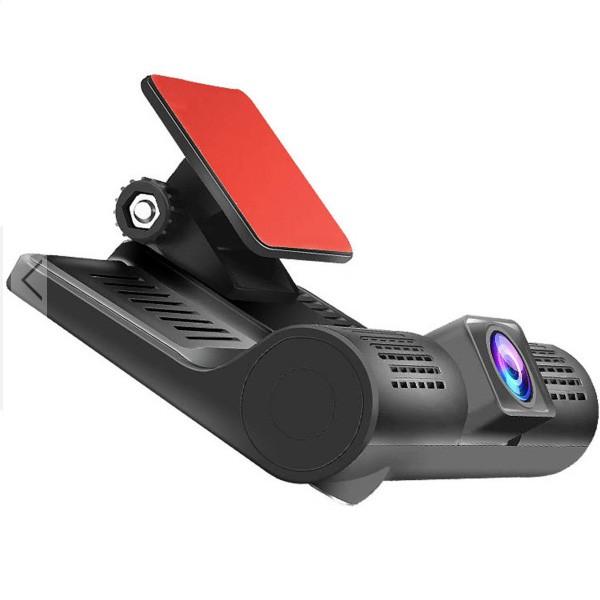 Видеорегистратор Full HD 1080P с 3 камери, дисплей 4 инча и нощен HDR запис AC50 6