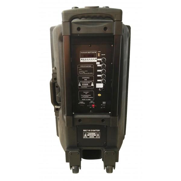 Колона - Mozhirin Q - 15 инча TF карта или USB. 5