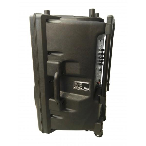 Колона - Mozhirin Q - 15 инча TF карта или USB. 6