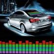 LED стикер CT25 Mercedes 1