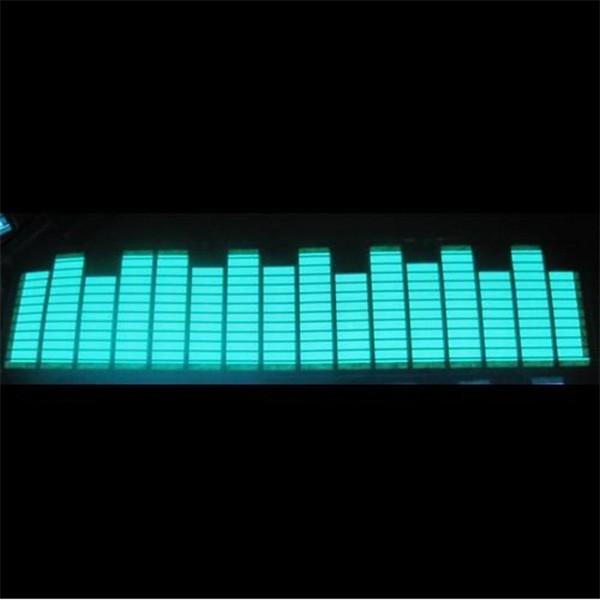 LED стикер за кола 50 х 16 см 5