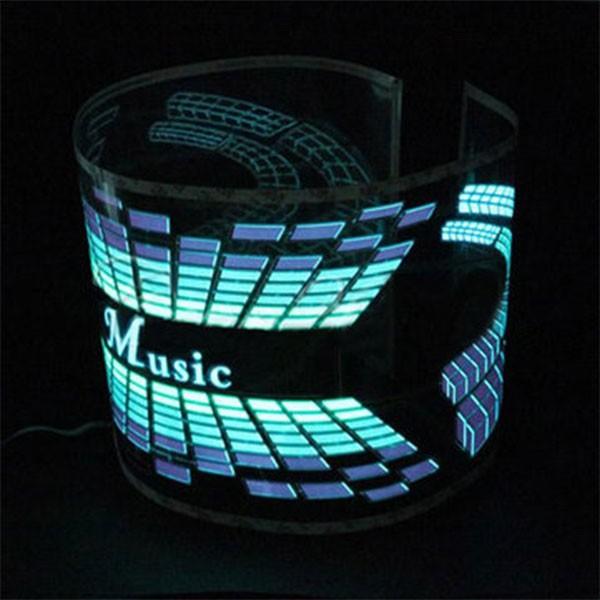LED стикер за кола 90 х 25 см до 8000 часа 2
