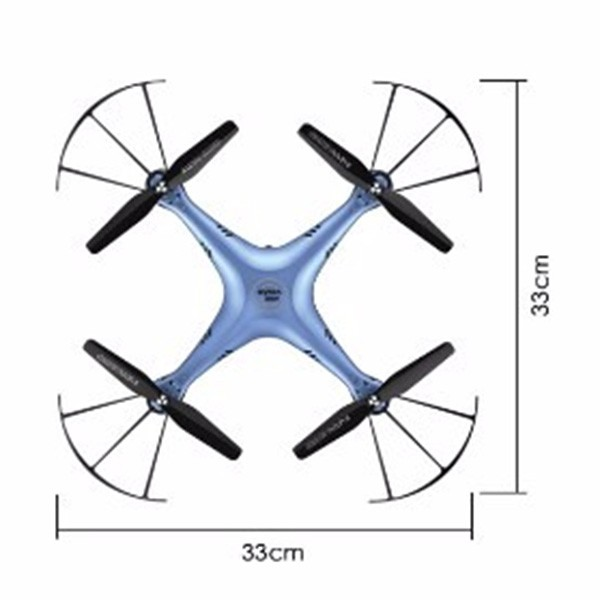 Квадрокоптер Syma X5HW 5
