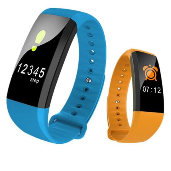 Смарт гривна M99 с цветен екран, измерва сърдечен ритъм и кръвно налягане SMW26 1